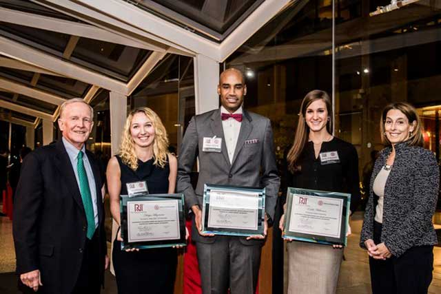 Rogosin Institute Scholars Reception