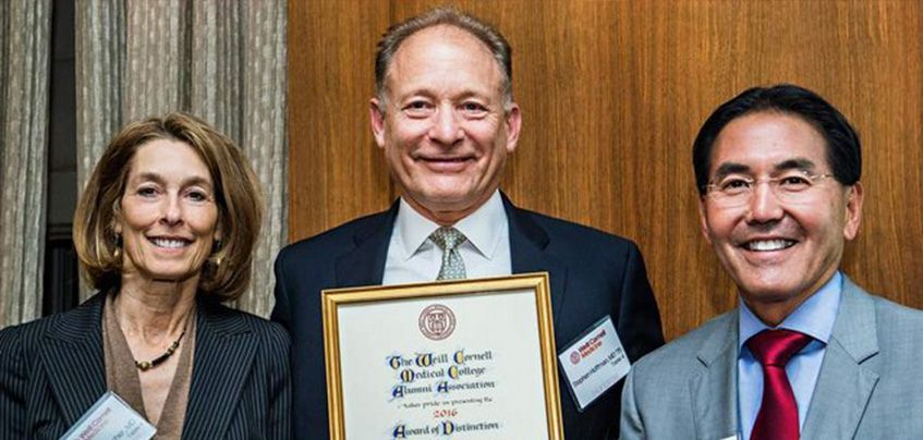 Weill Cornell Alumni Award of Distinction