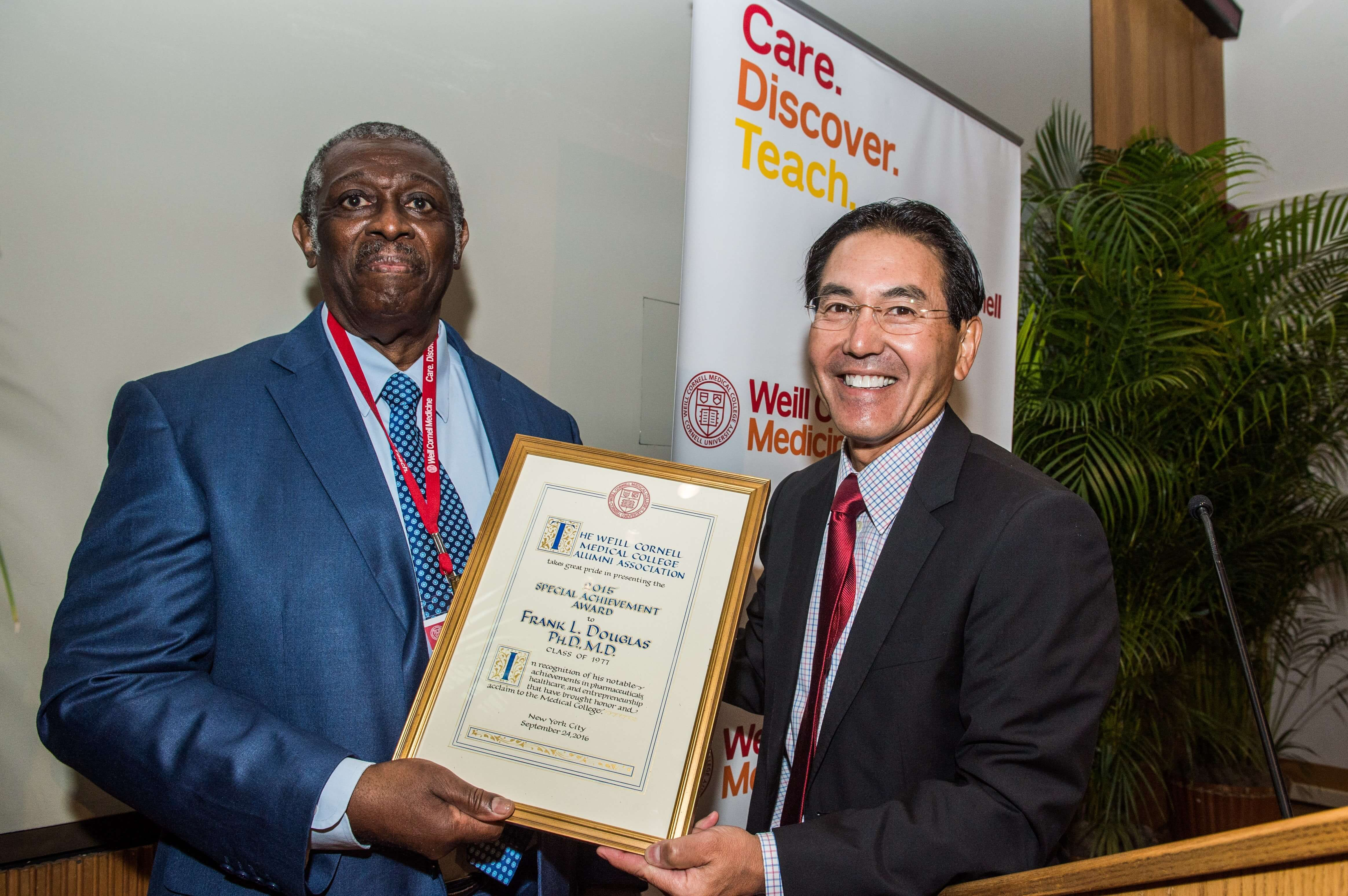 Special Achievement Award